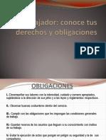 Derechos&Obligaciones Trabajadores