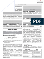 RESOLUCIÓN DE DIRECCIÓN EJECUTIVA N° 00019-2020-ARCC DE