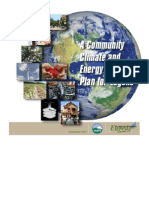 Eugene Community Climate and Energy Action Plan