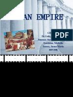 Roman Empire Ppt Pres.