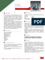 3M Protección Respiratoria Reutilizable - Medio Rostro Serie 7500