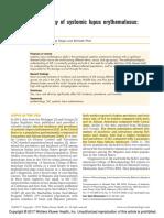4. Epidemiology of systemic lupus erythematosus