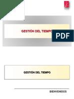 Gestion del Tiempo 2011.ppt