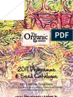 The Organic Centre 2010 Catalog - Ireland