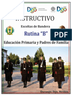 Instructivo Rutina B Primaria