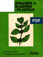 APRENDAMOS A CURARNOS CON PLANTAS
