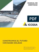 Manual Identidad Iccgsa