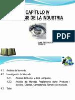 04. Análisis de la Industria