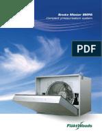 Smoke Master SMPA Technical catalogue