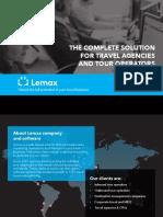 Lemax-Company-profile