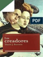 Boorstin, Daniel J. - Los creadores [25468] (r1.1).epub