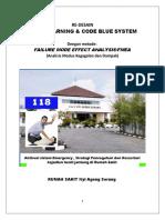 FMEA EWS & CODE BLUE