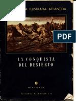 La Conquista Del Desierto-Enciclopedia Ilustrada Atlantida
