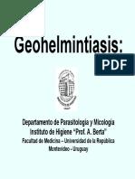 3.1 Geohelmintiasis