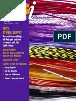 200501 Racquet Sports Industry