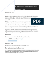 agile integration.docx