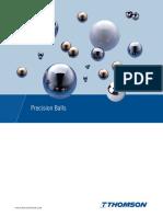 Thomson Precision Balls