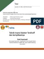 Dr Rudi IPDI2017 Insersi Kateter Peritonel dan Komplikasiny~1