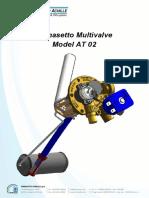 Tomasetto Multivalve