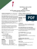 Heresite Technical Sheet (VRL-500)