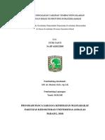 Revisi laporan residensi