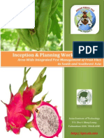 Inception & Planning Workshop Report -Asian FF IPM Project