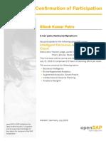participation of SAP