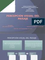 Percepcion visual del paisaje. Electiva 7 Corte 1.pptx