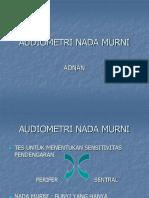 AUDIOMETRI NADA MURNI.ppt