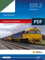 As 7635(2013) - Track Geometry