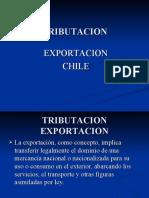 TRIBUTACION EXPORTACION
