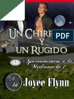 Multiautor - Serie Apareamientos de Media Noche - 01. Joyee Flynn - Un Chirrido y Un Rugido