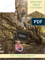 Yorkshire Wildlife Trust Bradford Urban Discovery