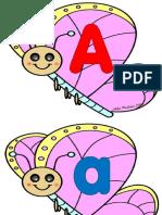 Aa-Zz Butterfly