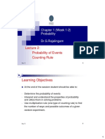 Chapter 01 Probability L2 2015