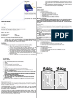 Hands on Bible- Get to Knoe the Book Revised