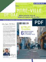Document de campagne de Julien Dubois