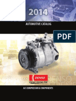 New A//C Compressor with Clutch 471-1027 Denso
