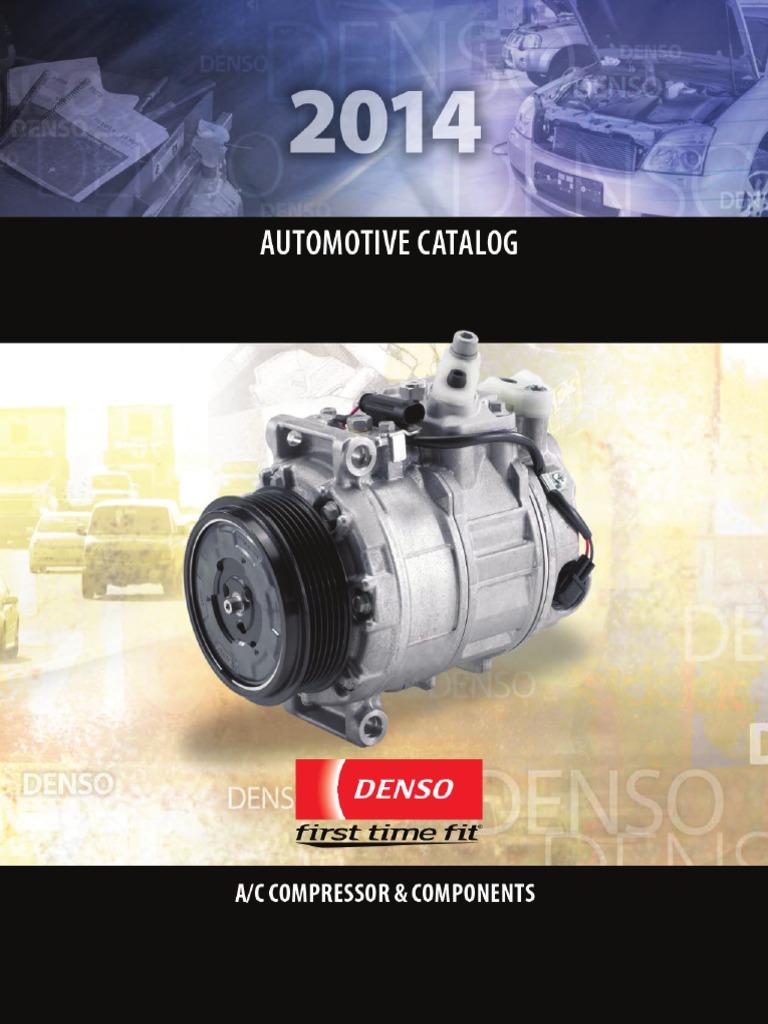 A//C Condenser DENSO 477-0850