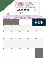 Calendário de Testes_Abr20