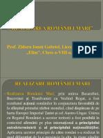 236-PREZENTARE ROMANIA  MARE  1918 CLS. VIII.ppt