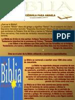 introduccion biblia