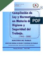 Ley Del Trabajo en Nicaragua