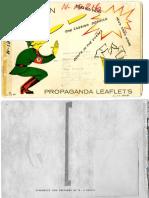 GERMAN PROPAGANDA LEAFLETS