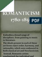 ROMANTICISM (1)