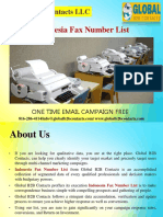 Indonesia Fax Number List.ppt
