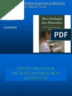 MICROB. DE  ALIMENTOS.