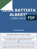 LEON BATTISTA ALBERTI.ppsx