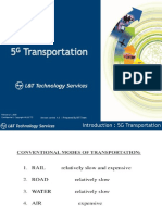 5G Transportation