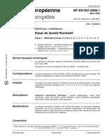 NF EN ISO 6508-1     2006
